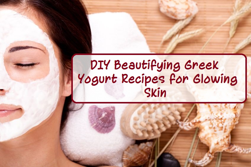6 DIY Yogurt Face Mask Recipes for Lazy Babes - Are you looking for ways to get clear glowing skin naturally? Here are a few easy organic recipes to create a yogurt face mask