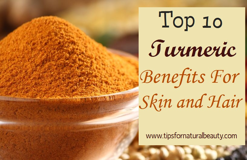 Amazing Turmeric Benefits For Youthful Skin Amp Great Hair