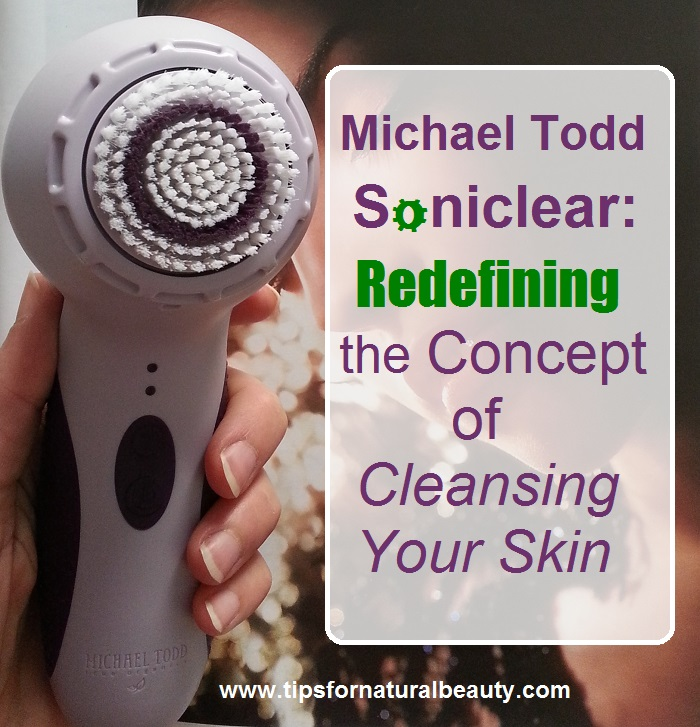 Soniclear Antimicrobial Sonic Cleansing System by Michael Todd